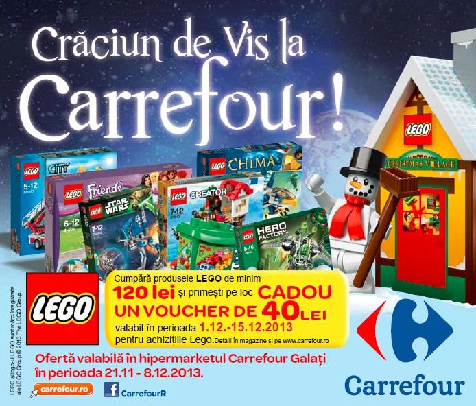 Carrefour Coperta catalog jucarii