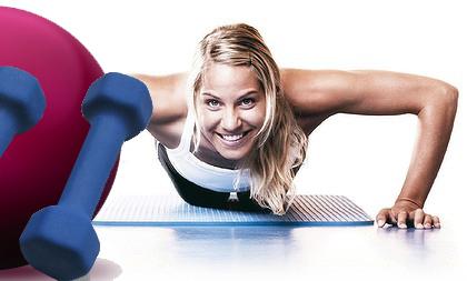 aparate fitness femeie sport