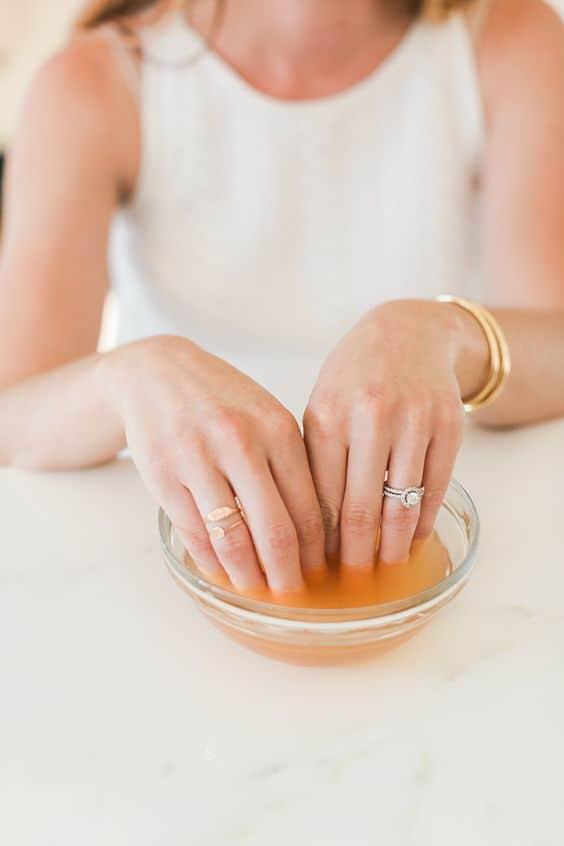Tratament pentru unghii