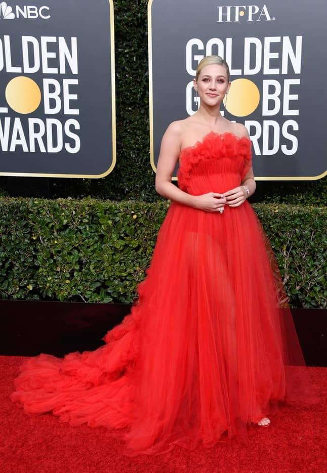 Corai - Golden Globe 2019 / Foto bustle.com
