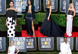 Culori la Golden Globe 2020